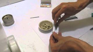 Making a home made rolling machine - easy to do - how to video