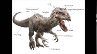 getlinkyoutube.com-CAW Dinosaur Discussion Ep.16: - The DNA Mystery of Indominus Rex