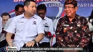 getlinkyoutube.com-HT Gelar Temu Tokoh Masyarakat & Kader DPD Perindo Kab. Sumedang, Jabar - iNews Siang 22/02