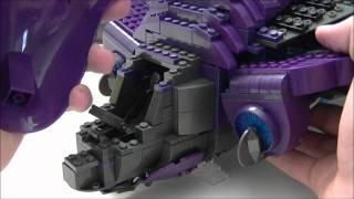 getlinkyoutube.com-Mega Bloks Halo Phantom Review