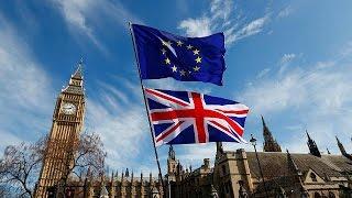 Reino Unido y EU entran en las negociaciones del brexit