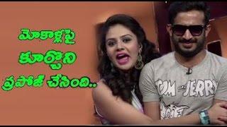 getlinkyoutube.com-Anchor Ravi Reveals About Srimukhi's Love Proposal   Exclusive Interview   HMTV