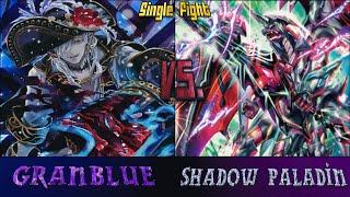 getlinkyoutube.com-Cardfight!! Vanguard: Granblue (Nightsnow) vs Shadow Paladin (Revenger Legion)