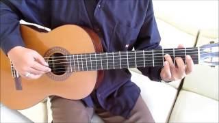 "getlinkyoutube.com-Happy Birthday Guitar Lesson ""Fingerstyle Guitar"" in C Major - Easy Guitar Tutorial For Beginners"