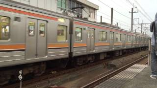 getlinkyoutube.com-E233系京葉線快速通過と205系武蔵野線しもうさ号大宮行き