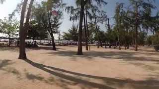 getlinkyoutube.com-Cha Am beach. Thailand.