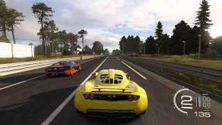 getlinkyoutube.com-Forza Motorsport 5 Hennessey Venom GT vs Bugatti Veyron Super Sport