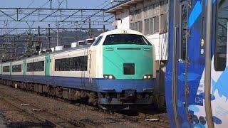 getlinkyoutube.com-JRとえちごトキめき鉄道の列車たち/JR & Echigo tokimeki trains/2015.04.12