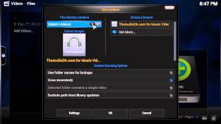 getlinkyoutube.com-How to add TV Shows into the XBMC UI