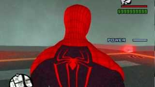 getlinkyoutube.com-GTA San Andreas The Amazing Spiderman Trailer 2012