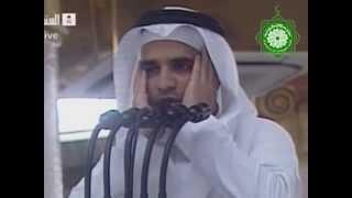 مع سكون الفجر وبصوت رائع يصدح الشيخ عبدالمجيد السريحي لأذان فجر الجمعة26-6-1435هـ