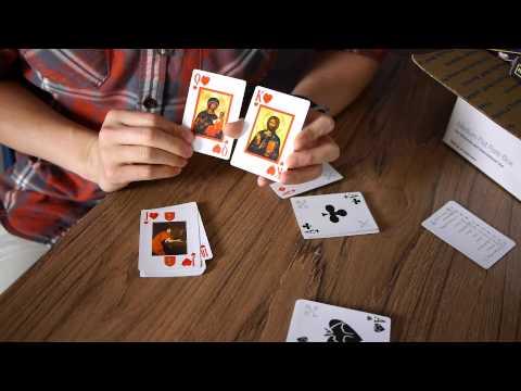 INCREDIBLE! Catholic Playing Cards