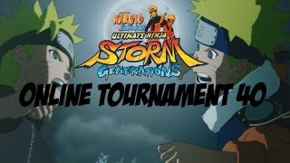 getlinkyoutube.com-Naruto Shippuden Ultimate Ninja Storm Generations - Online Tournament 40: The Final Tournament