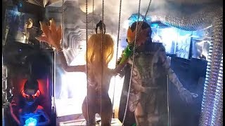 getlinkyoutube.com-Alien Abductees Escape From UFO Reptilian Prison Spaceship With This Incredible Film & Artifacts