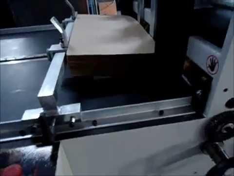 Máquina Corte e Vinco Rotativa 1.00 x 1.15