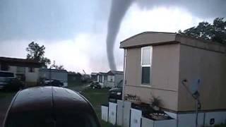getlinkyoutube.com-Deadly  Oklahoma Tornado - Raw Footage