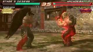 getlinkyoutube.com-tekken 6 ppsspp devil jin ultra hard arcade mode