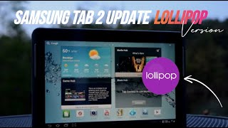 getlinkyoutube.com-How To samsung Galaxy Tab 2 P3100/p3110 update Lollipop 5.0.2  (CM13)