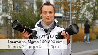 getlinkyoutube.com-Tamron 150-600 mm G2 vs Sigma 150-600 mm Sport - Telezoom-Boliden im Vergleich [Deutsch]