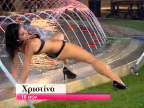 Greece's Next Top Model S1 / E5  ANT1 GR ( 16/11/2009 )