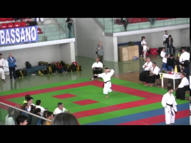 Emir Dedovic - finale campionato nazionale FIKTA 2014