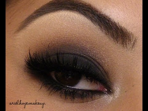 Classic Black Smokey Eye