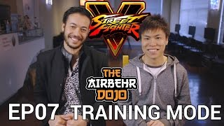 AirBehr Dojo: Episode 7 - The Beauty Of Training Mode In SFV
