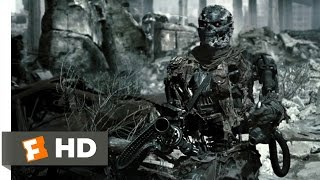 getlinkyoutube.com-Terminator Salvation (3/10) Movie CLIP - Come With Me If You Want To Live (2009) HD