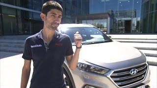 Hyundai Tucson   Silenzio, si guida!