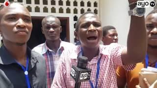 getlinkyoutube.com-Walichosema Wanafunzi wa UDSM baada ya kufika wizara ya Elimu kudai fedha za kujikimu