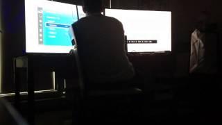getlinkyoutube.com-VIDEO-TEST Sony W905 kontra Samsung F8000 na żywo (zapis livestream)