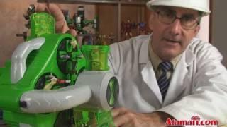 getlinkyoutube.com-Ben 10 Alien Creation Laboratory Evil Alien Toys Experiment
