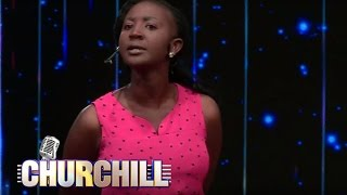 getlinkyoutube.com-Mammito How Kenyan Parents solve Marriage Disputes ( Churchill raw)