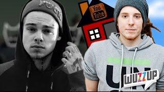 getlinkyoutube.com-Taddl LÖSCHT seine LetsPlays! - Unge VERLÄSST das YouTube-Haus - WuzzUp!?