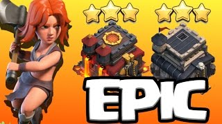 331 War Wins BEST TH9 + TH10 3 STAR ATTACK STRATEGY | WW#2 | Clash of Clans