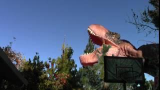 getlinkyoutube.com-T-Rex Green Screen Test (2013)