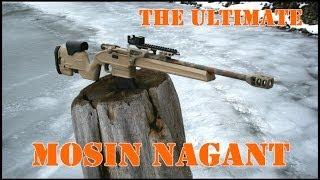 getlinkyoutube.com-The Ultimate Mosin Nagant: A Custom Build Project