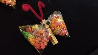 getlinkyoutube.com-How to make a Butterfly Lolly/Candy Party Bag