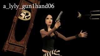 getlinkyoutube.com-Sims 3 Animations Guns
