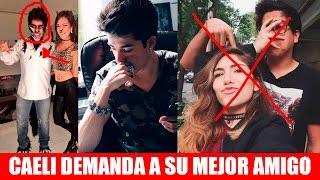 getlinkyoutube.com-Caeli DEMANDA a su mejor amigo | Nath y Ramiro TERMINAN | Mario Bautista en problemas