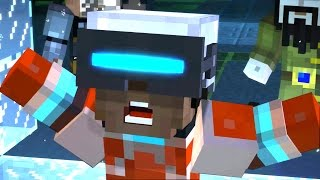 Minecraft: VIRTUAL REALITY MORPH MACHINE - STORY MODE [Episode 7] [3]