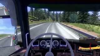 getlinkyoutube.com-ETS2 sound mod SCANIA V8 Real!!