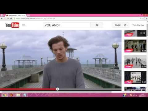 Fantasma captado en el video one direction you and i