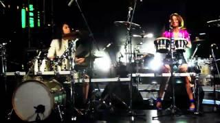 getlinkyoutube.com-Angels Percussion ft Rani Ramadhany (Central Park)