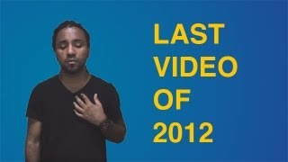 Last video of 2012 | الفيديو الاخير لسنة ٢٠١٢