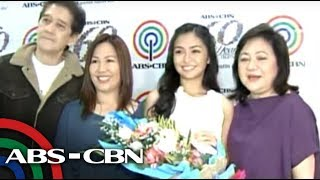 getlinkyoutube.com-For the first time, Kathryn's dad gives message to Daniel Padilla