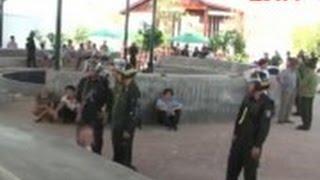 """getlinkyoutube.com-Đột kích """"thủ phủ đá gà"""" bất khả xâm phạm tại Việt Nam"""