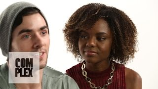 getlinkyoutube.com-What Happens When Interracial Couples Get Real About Stereotypes | Complex