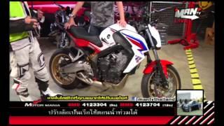 getlinkyoutube.com-Motor Mania - CB650F CLUB THAILAND
