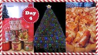 getlinkyoutube.com-Vlogmas 2016 ❄ Day 4 | B&BW $8.50 Candle Haul, Tumbleweed Tree Lighting, Baked Ziti Pizza